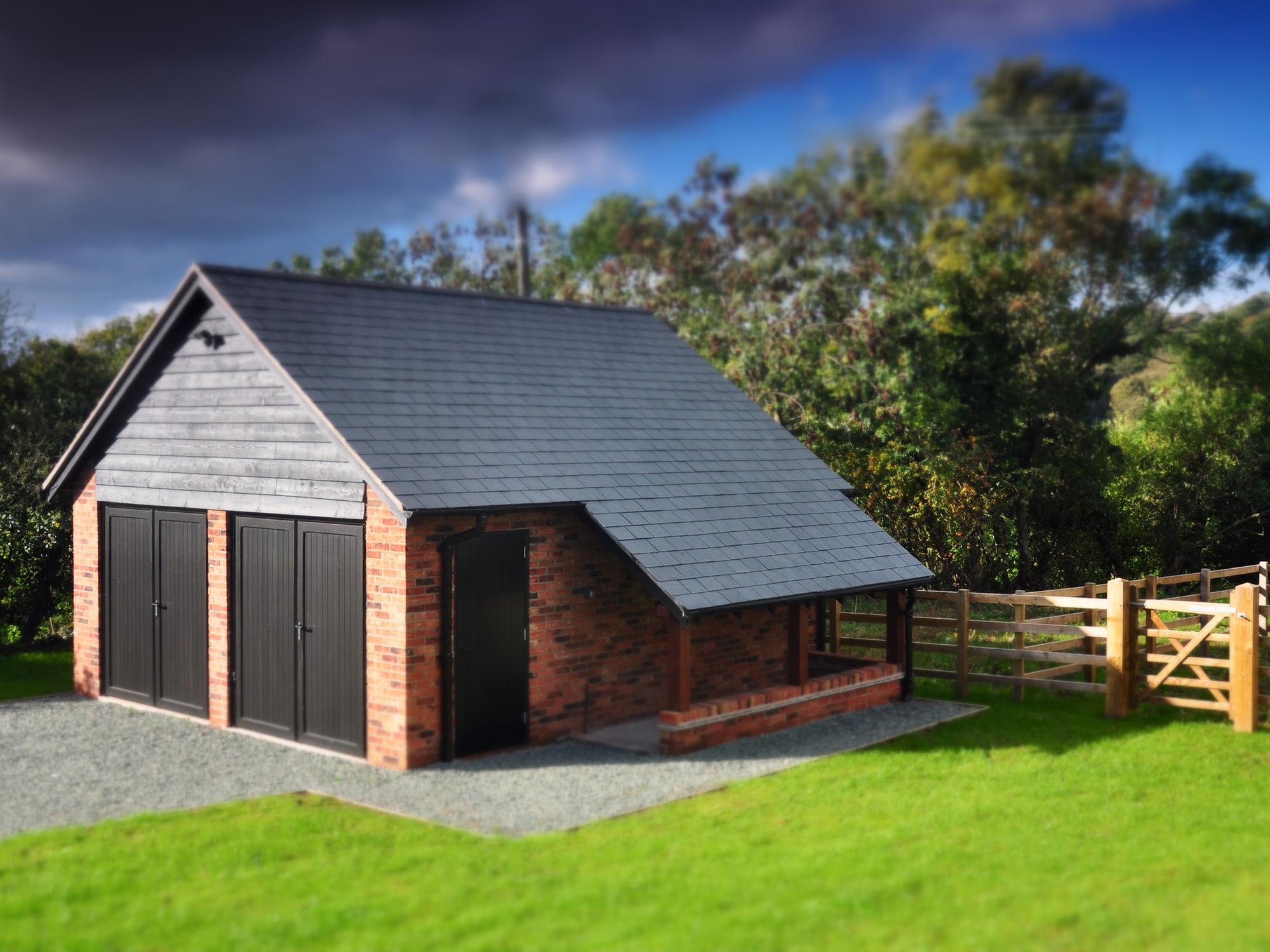 Kenstone barns hawkstone luxury barn conversions by for Luxury barn homes